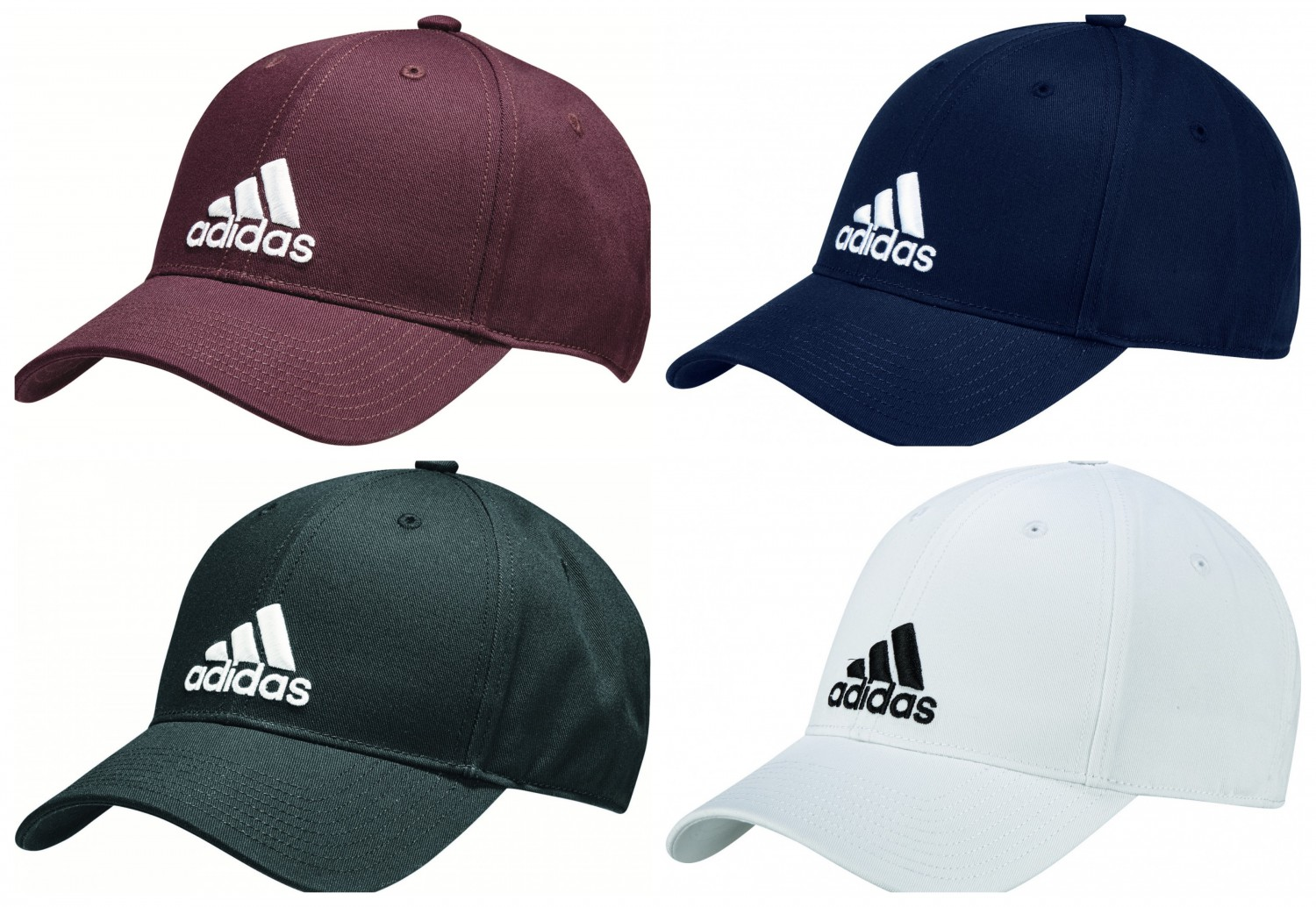 adidas panel classic cap baseball cap damen kinder herren mehrere farben ebay. Black Bedroom Furniture Sets. Home Design Ideas