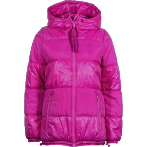 adidas ac winter jacket jacke damen rosa ebay. Black Bedroom Furniture Sets. Home Design Ideas
