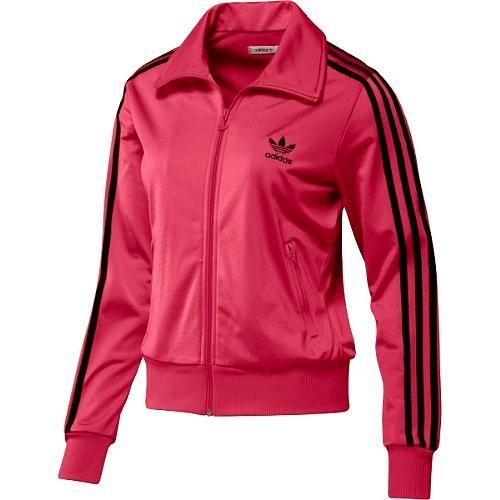 adidas firebird tt damen jacke pink schwarz. Black Bedroom Furniture Sets. Home Design Ideas