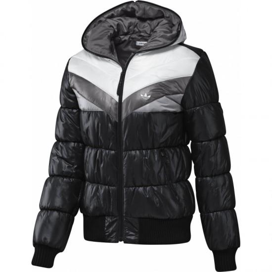 adidas colorado jacket daunenjacke damen gr 36 ebay. Black Bedroom Furniture Sets. Home Design Ideas