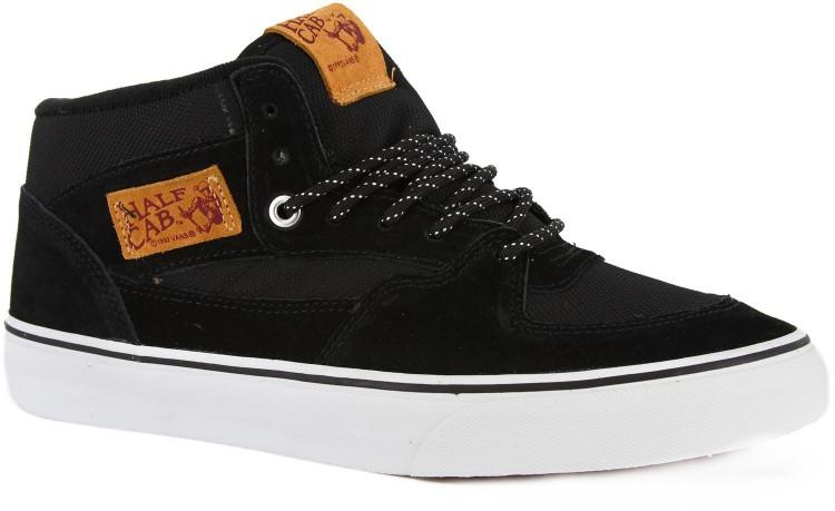 Vans-Skater-Half-Cab-Ballistic-Black-Uc853p