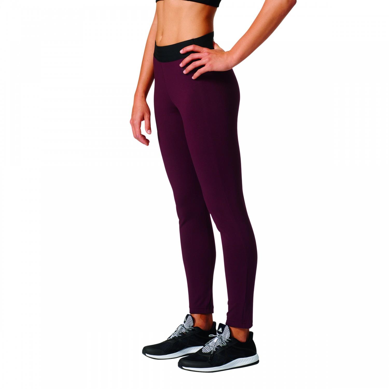 adidas damen sport id tight leggings trainingshose b45766 maroon bekleidung damen fitnessmode. Black Bedroom Furniture Sets. Home Design Ideas
